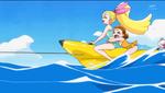 KKPCALM26 - Ciel and Himari riding