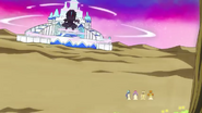 Princess Palace aparece sobre Warp