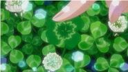 Trébol de la suerte de Tsubomi