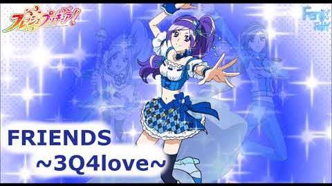 FRIENDS ~3Q4love~-0