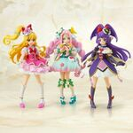 MTPC Cure Miracle Magical Felice Figure