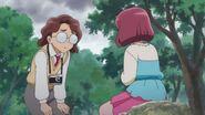 Michio se disculpa por seguir a Nodoka