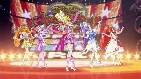 NC 1080p Doki Doki! Pretty Cure Ending 2