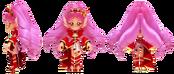 Perfiles de Chibi Cure Scarlet