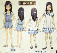 Rikka casual summer concept