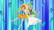 Wonderful net pretty cure
