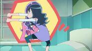 Erika retira a Momoka de sus pensamientos