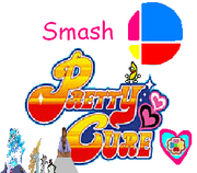 Smash Pretty Cure Logo