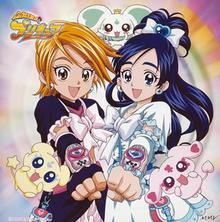 Pretty Cure...