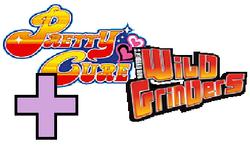 Pretty Cure Wild Grinders Logo