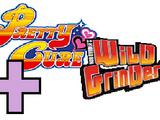 Pretty Cure + Wild Grinders & Sky-Gear