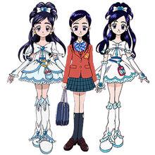 Yukishiro Honoka-Cure White