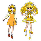 Kise Yayoi-Cure Peace (Official)