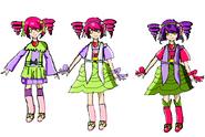 Hoshizora akari and cure twinkle by momokiiroi-d6q2eur - Copy