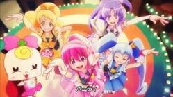 Happiness charge precure Ending2 HD