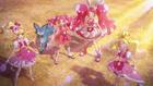 Miracle Flora Whip oraz Sakura z Shizuku