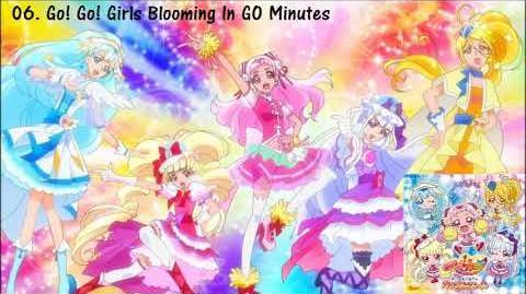 Go! Go! GO Kwitnące Dziewczyny