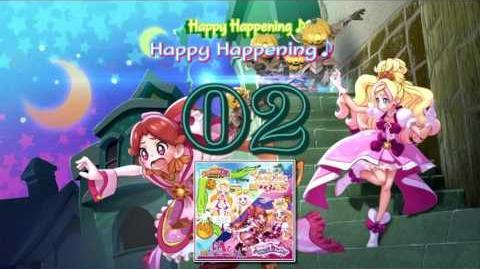 Go! Princess Precure The Movie Insert Single Track02