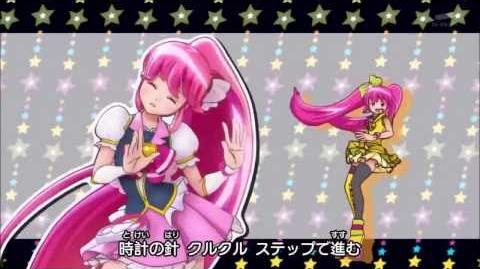 HappinessCharge Precure! - Ending 1