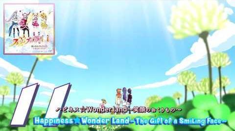 Fresh Pretty Cure! Vocal Album 2 Track11