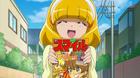 Yayoi ze swoją mangą