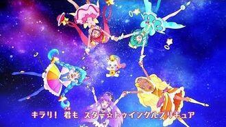 1080p Star☆Twinkle Pretty Cure Opening 2 Rev.
