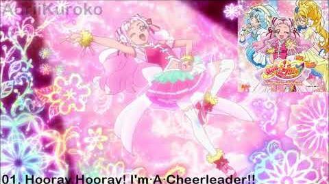 Hura Hura! Jestem · A · Cheerleaderką!!