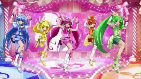 Smile Precure! Ending Happy version Non-telop Movie