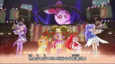 HD Dokidoki! Precure 2nd Ending - Love Link