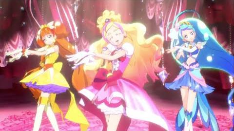 Go! Princess Precure Ending Vostfr (@PrettyTrad)