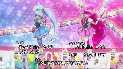 Happiness Charge Precure Ending napisy pl