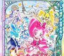Heartcatch Precure!: Hana no Miyako de Fashion Show... Desuka!?
