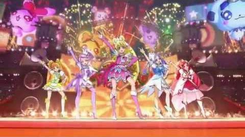Dokidoki! Precure Ending 2 HD