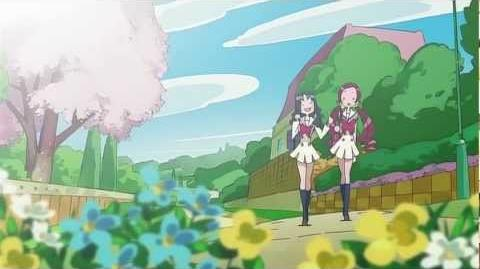 Heartcatch Precure! 2nd Opening Non-telop Movie