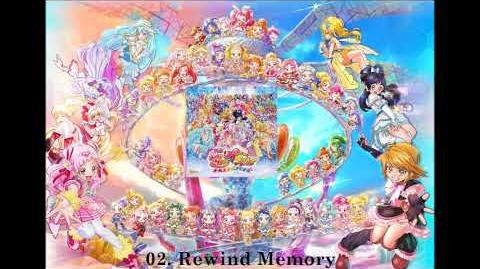 HUGtto! Precure♡Futari wa Precure All Stars Memories Theme Song Single - Track 02 FULL