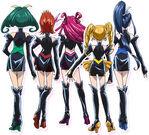 Toei - Movie 1 - Dark Pretty Cure 5 back