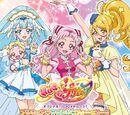 HUGtto! Precure Originalna Ścieżka dźwiękowa 1: Precure♡Dźwięk♡Dla♡Ciebie!!