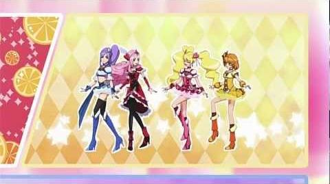 Fresh Precure! 2nd Ending Non-telop Movie