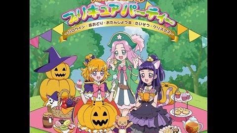 Precure☆彡Halloweenowy Karnawał!