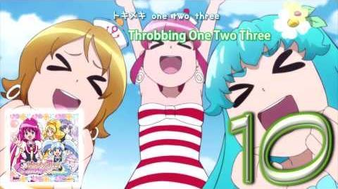 Pulsujące Jeden Dwa Trzy