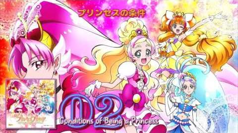 Go! Princess Precure 2nd ED Theme Single Track02