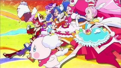 1080p Kirakira☆Pretty Cure Opening 2