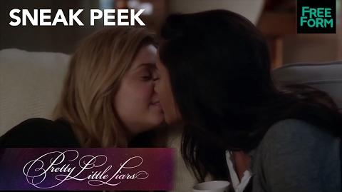 Pretty Little Liars Season 7 Episode 18 Sneak Peek Emison Freeform