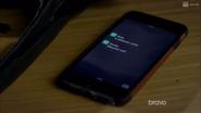 Spencer's phone bb