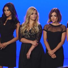 The Liars BTS the new opening