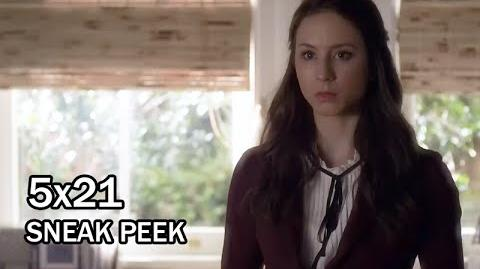 "Pretty Little Liars 5x21 Sneak Peek 2 - ""Bloody Hell"" - Season 5 Episode 21"