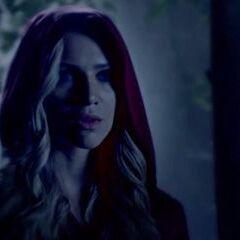 Sara is Red Coat