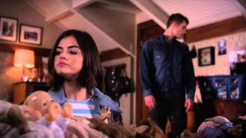 Pretty Little Liars - 6x07 Sneak Peek Aria & Mike Tuesdays at 8pm 7c on ABC Family