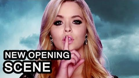 Pretty Little Liars NEW Opening Scene 2 (Alison's Version)