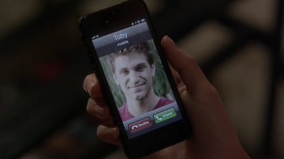 Spencer's phone